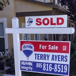 Home sold by Terry Ayers